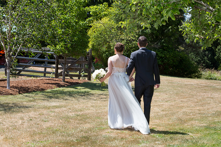 Rachael And Paul Marry At Farm Kitchen
